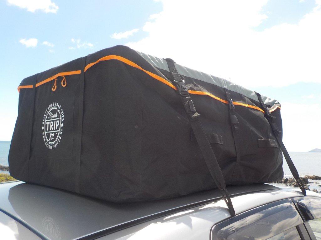 Travel Gear Car Roof Bag 800l Waterproof No Rack Hook Amp Go